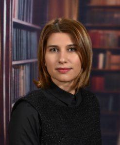 Kristina Misheva, PhD in Law